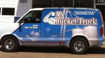My Bucket Truck Truck